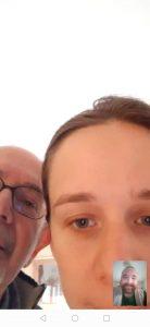 Alessia e padre